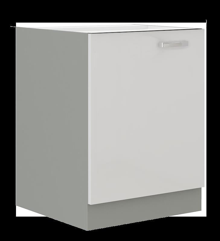 Dolní skříňka Blanka 3 bez pracovní desky (60 cm)