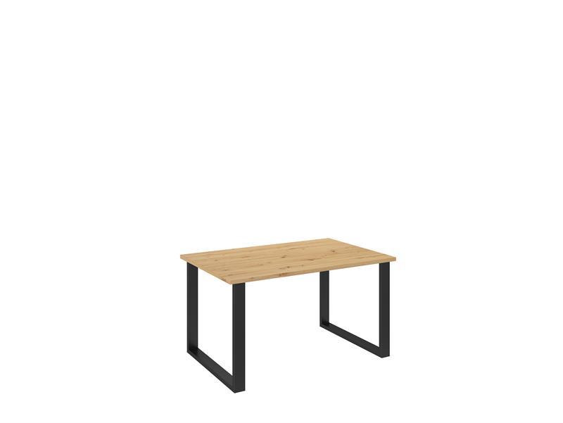 Jídelní stůl Dub Artisan 138 x 90 cm
