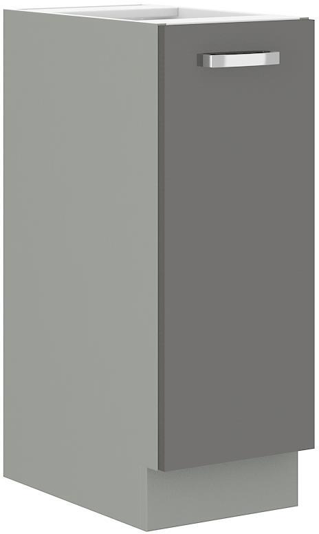 Dolní skříňka Gary 33 bez pracovní desky (30 cm) výsuvná