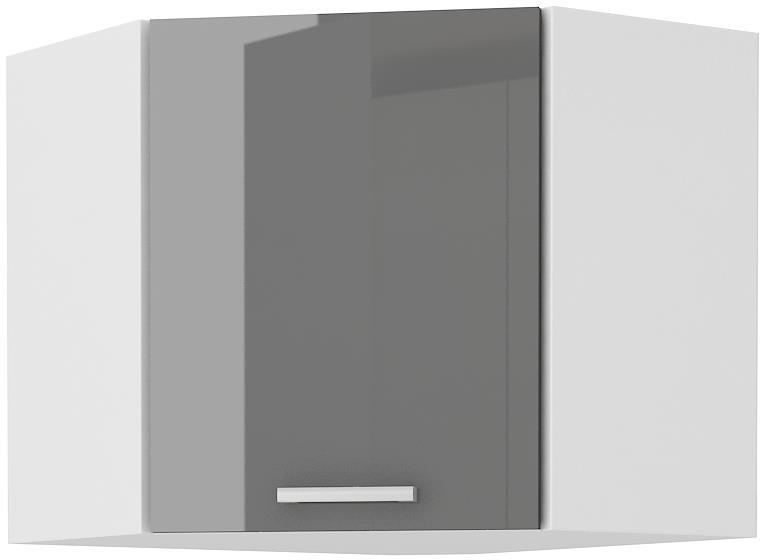 Horní rohová skříňka Soňa 16 (60/60 cm)