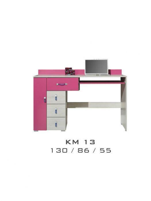 Dětský psací stůl Komi KM-13