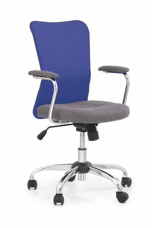 Dětská židle Andy - modrá