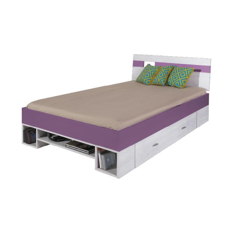 Dětská postel Nela 18 L/P - 120 x 200 cm
