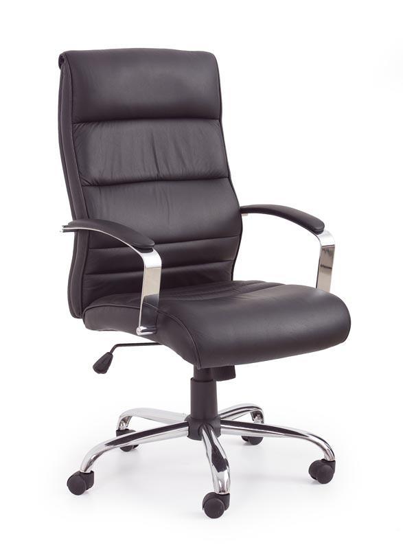 Kancelářská židle Teksas - černá
