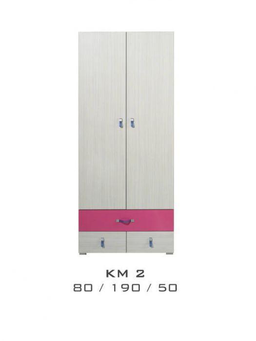 Skříň Komi KM-2
