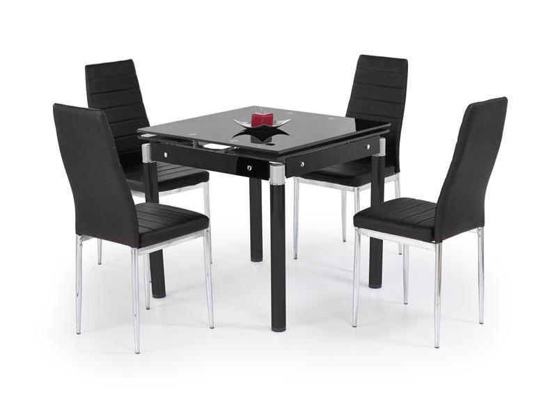 Jídelní skleněný stůl Kent