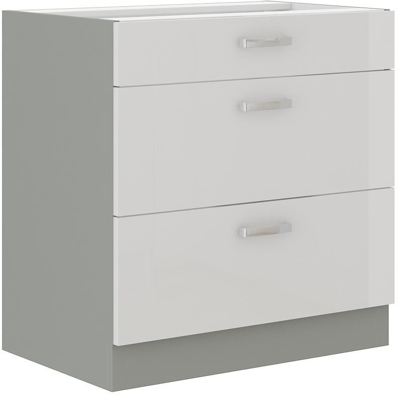 Dolní skříňka Blanka 22 bez pracovní desky (80 cm)