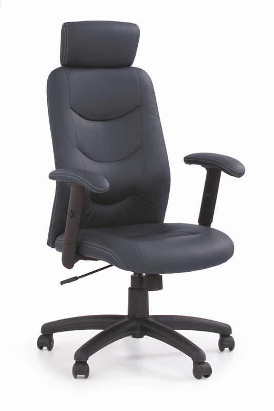 Kancelářská židle Stilo - černá