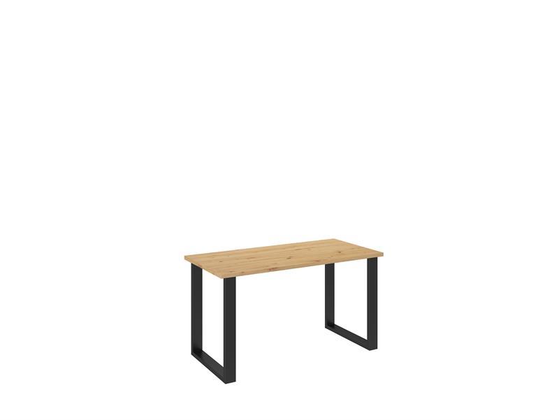 Jídelní stůl Dub Artisan 138 x 67 cm