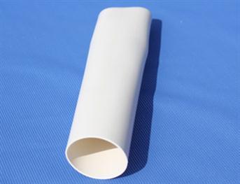 Bužírky PVC izolační a ochranné, tvrdost 90 ShA