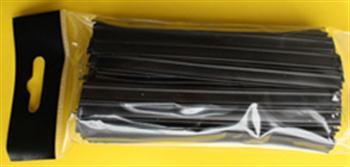 Klipovací páska 8 mm v malám balení 100 ks černá