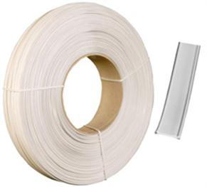 Klipovací páska 8 mm v kotouči 600 m bílá