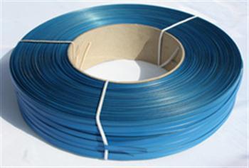 Klipovací páska 8 mm v kotouči 600 m modrá