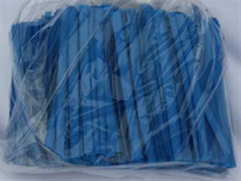 Klipovací páska 8 mm ve velkém balení 1000 ks modrá