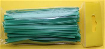 Klipovací páska 8 mm v malám balení 100 ks zelená
