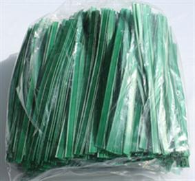 Klipovací páska 8 mm ve velkém balení 1000 ks zelená