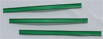 Klipovací páska s dráty zelená