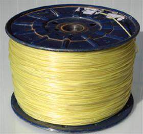Šňůra na prádlo 3 mm se silonovým lankem vyztužená ocelovou strunou EXTRA STEEL  dlouhometrážní návin na cívce