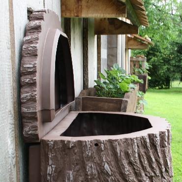 Sudy na dažďovú vodu