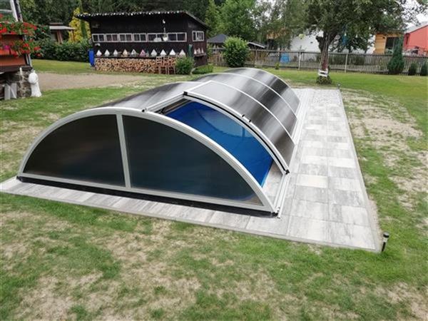 Plastové bazény se zastřešením | Olbest s.r.o.