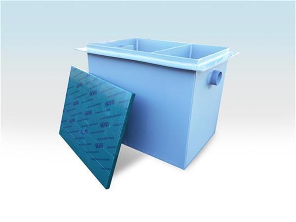Nádrž na dešťovou vodu | filtrační box