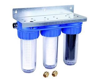 Nádrž na dešťovou vodu | filtr jemných částic