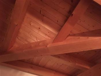 dřevěný interiér - České Budějovice
