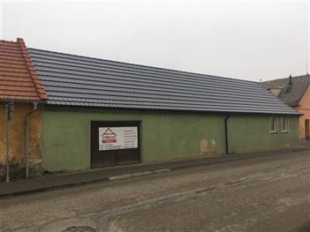 Rekonstrukce střechy - Borovany