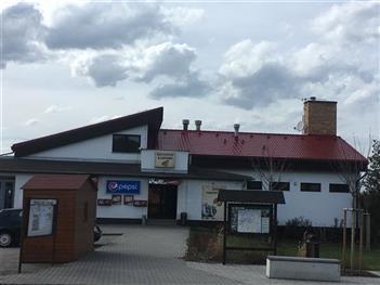 Rekonstrukce střechy - Restaurace u Kaštanu - Včelná
