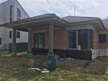 střecha na klíč + podhledy Hlincova Hora - České Budějovice
