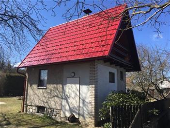 Rekonstrukce chaty - Soběslav - po rekonstrukci