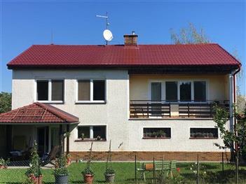 Rekonstrukce střechy - Plav - ( Po rekonstrukci)
