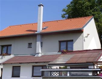 Rekonstrukce střechy v obci Jankov