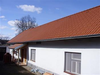 rekonstrukce střechy Jankov - KM BETA Elegant