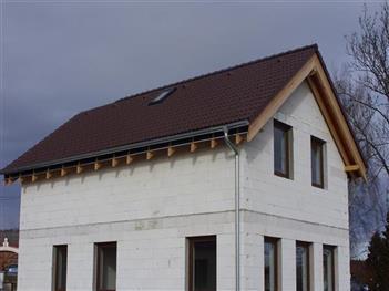 střecha na klíč v obci Vitín