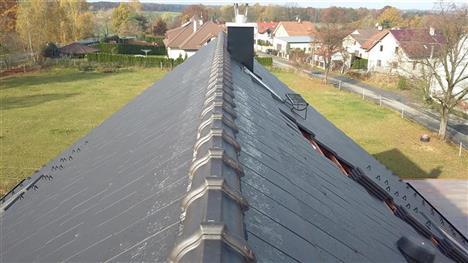 Střecha na klíč Haklovy Dvory - České Budějovice