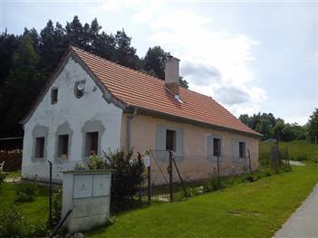 rekonstrukce střechy - Římov