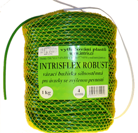 Bindeschlauch INTRISFLEX ROBUST der Knäuel im Netz